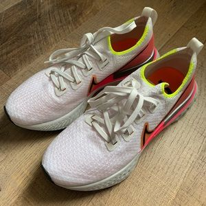 Nike women's react infinity running shoes